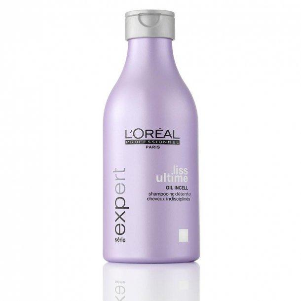 Serie Expert Liss Ultime Shampoo (U) 250 ml.