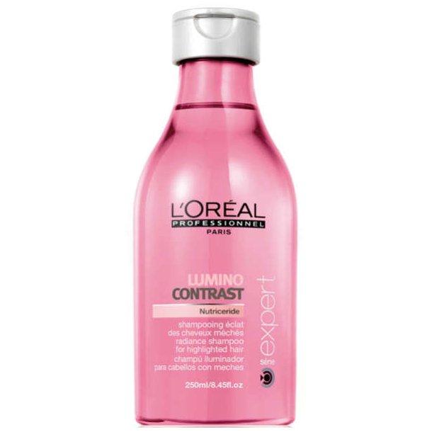 Serie Expert Lumino Contrast Shampoo 250 ml.