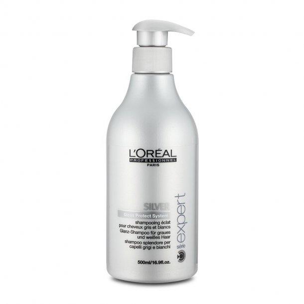 Serie Expert Silver Shampoo 500 ml.