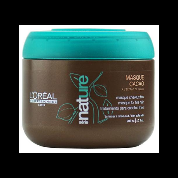 Serie Nature, Nature Masque Cacao 200 ml.