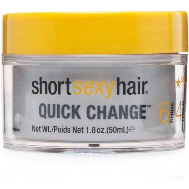Short Sexy Hair Quick Change Shaping Balm 50ml (U)