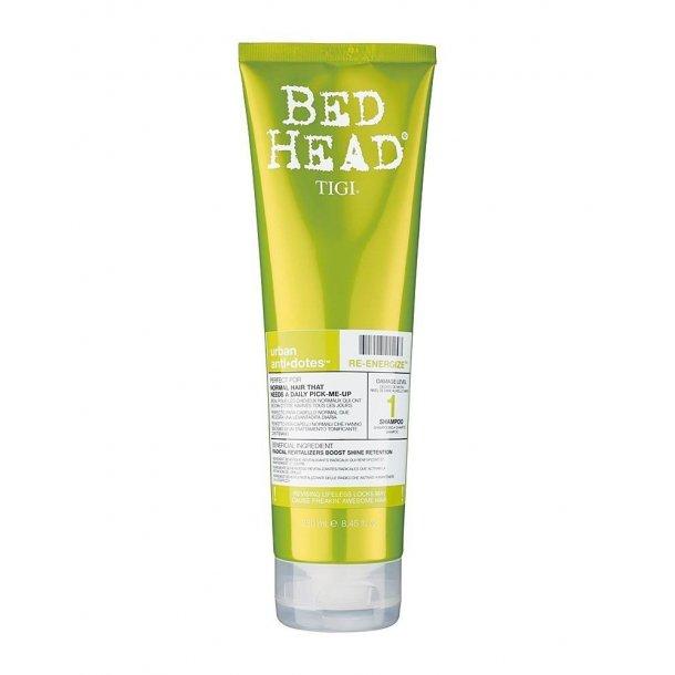 Tigi Urban Antidotes Re-energize Shampoo nr. 1 250 ml.