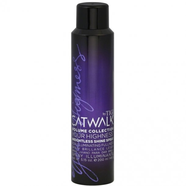 Tigi Your Highness Weightless Shine Spray 200 ml.