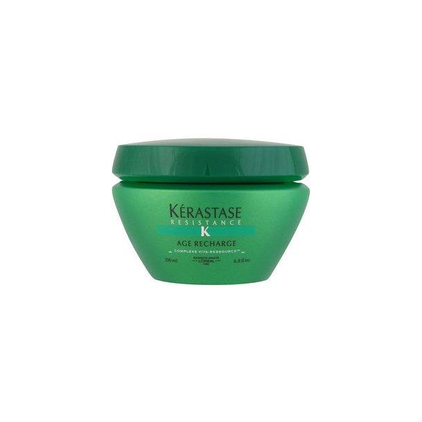 Kerastase Resistance Age Recharge Masque 200 ml.