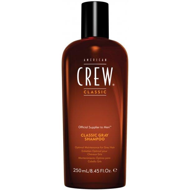 American Crew Classic Grey Shampoo 250 ml.