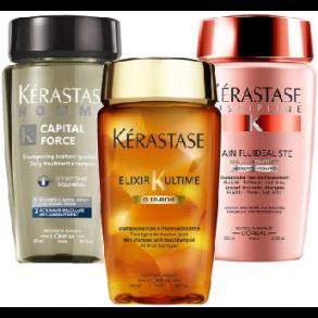 Kerastase Shampoo - alle Kerastase shampooer