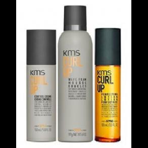 KMS Curlup - til krøllet hår