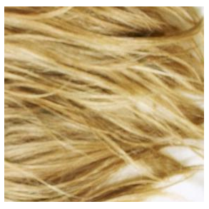 Normalt hår