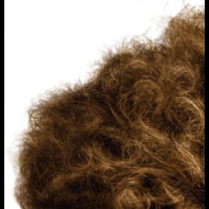 Kruset hår