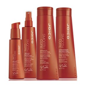 Joico Smooth Cure - uregerligt / kruset