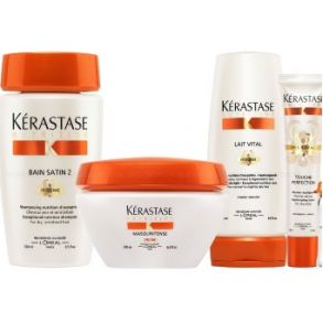 Kerastase Nutritive - tørt, sensibelt eller uregerligt hår