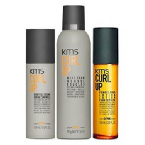 KMS California Curlup - til krøllet hår