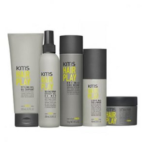 KMS California Hairplay - stylingprodukter
