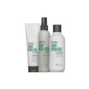 KMS AddPower - til stærkere hår