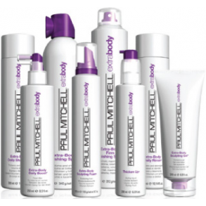 Paul Mitchell Extra Body - til fylde og volumen