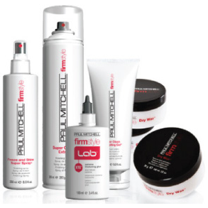 Paul Mitchell Firm Style - til kraftigt hold