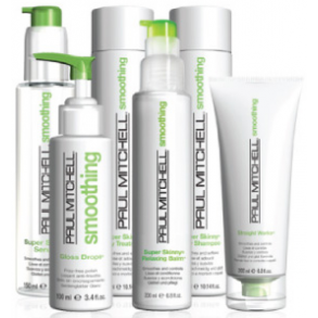 Paul Mitchell Smoothing - groft og uregerligt