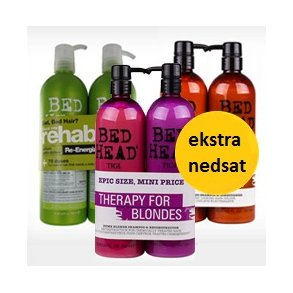 TIGI TWEENS 2x750 ml. (Duo's)
