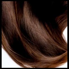 Kraftigt hår