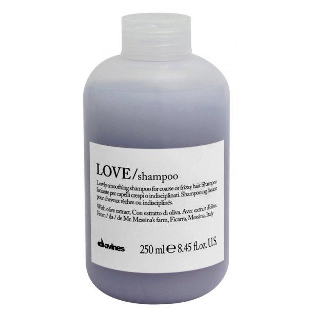 Davines Love Smooth Shampoo 250 ml.