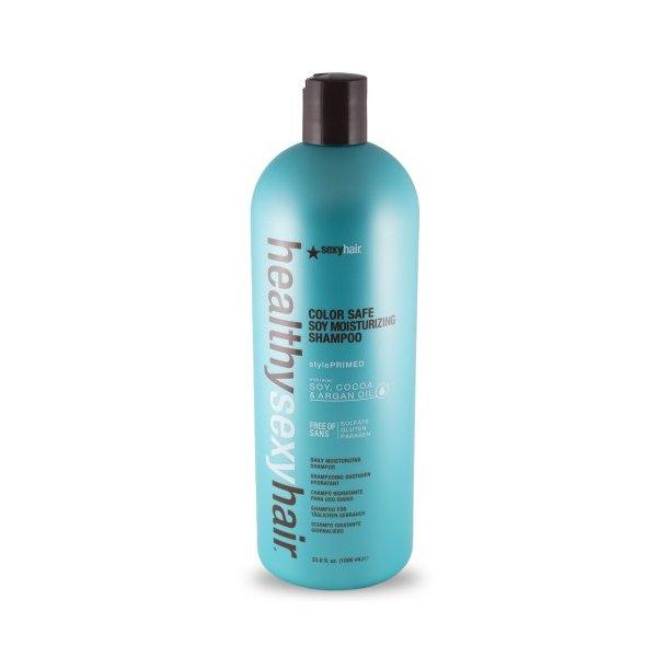 Healthy Sexy Hair Soy Moisturizing Shampoo 1000ml