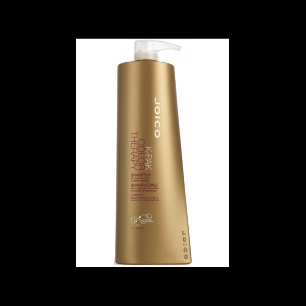Joico K-Pak Color Theraphy Shampoo 1000 ml.