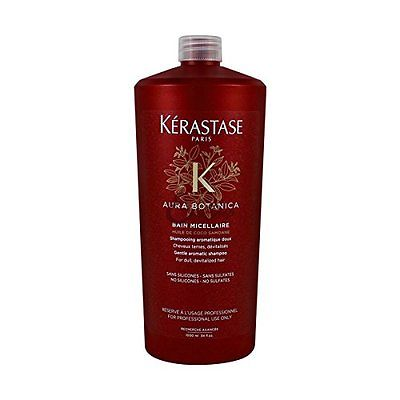 kerastase aura botanica bain micellaire shampoo 1000 ml. Black Bedroom Furniture Sets. Home Design Ideas