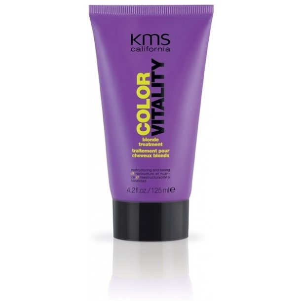 KMS California Colorvitality Blonde Treatment 125 ml.