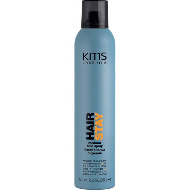 KMS California Hairstay Medium Hold Spray 300 ml.