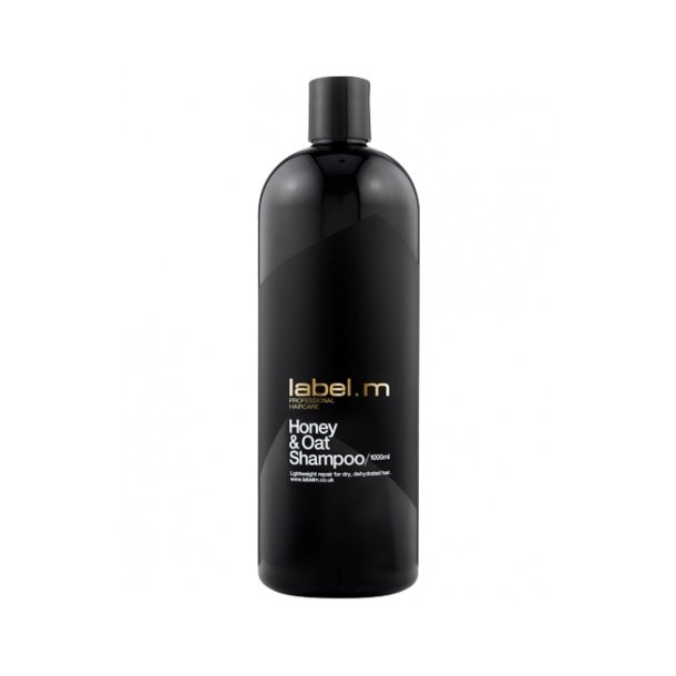 Label.m Honey & Oat Shampoo 1000 ml.
