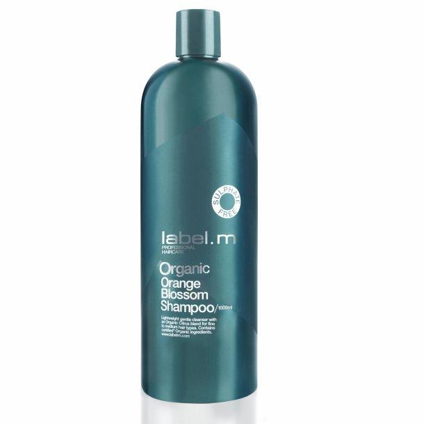 Label.m Organic Orange Blossom Shampoo 1000 ml