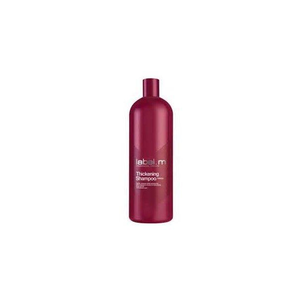 Label.m Thickening Shampoo 1000 ml.