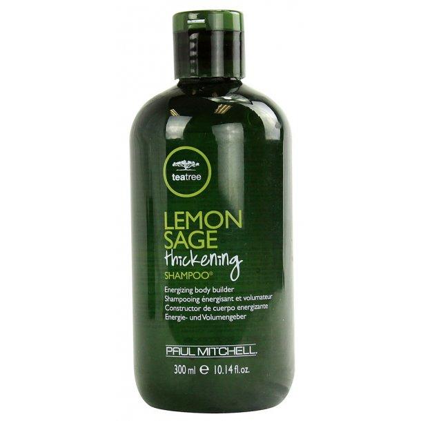 Paul Mitchell Lemon Sage Thickening Shampoo 300ml.