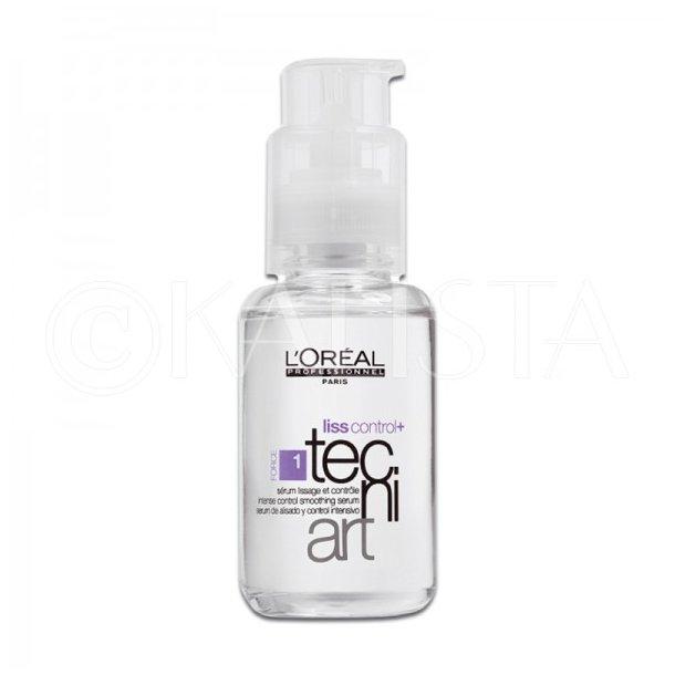 L'oreal Tecni.art Liss Control + 50 ml