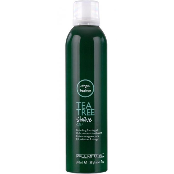 Paul Mitchell Tea Tree Shave Gel 200 ml.