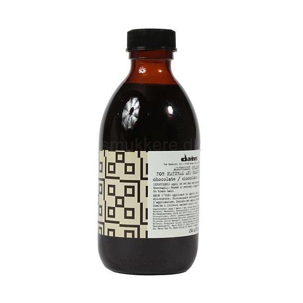 Davines Alchemic Chocolate Shampoo 250 ml.