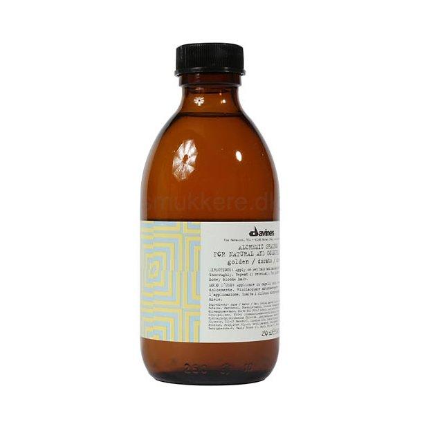 Davines Alchemic Gold Shampoo 250 ml.