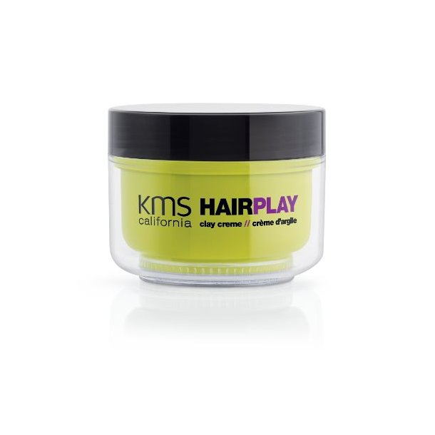 KMS California Hairplay Clay Creme 125 ml.