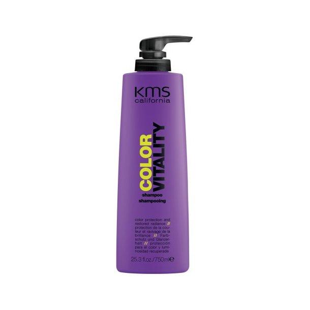 KMS California Colorvitality Shampoo 750 ml.