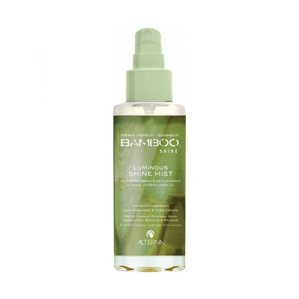 Alterna Bamboo Luminous Shine Mist 100ml.