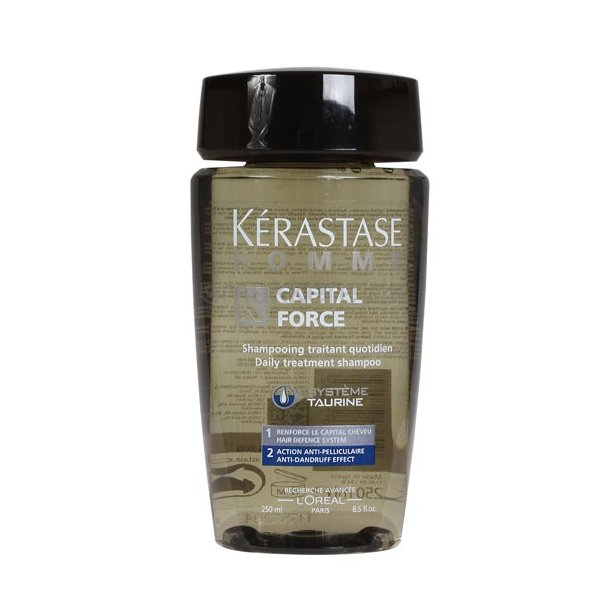 Kerastase Homme Capital Force Anti-Pelliculaire 250ml