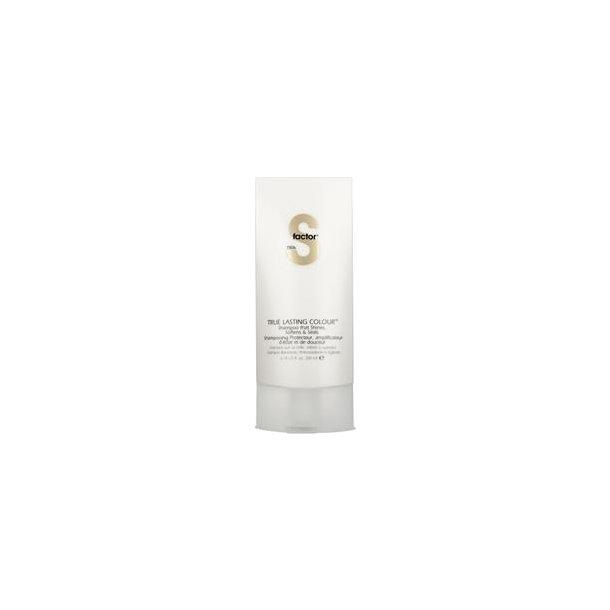 Tigi S-factor True Lasting Colour Shampoo 200 ml.