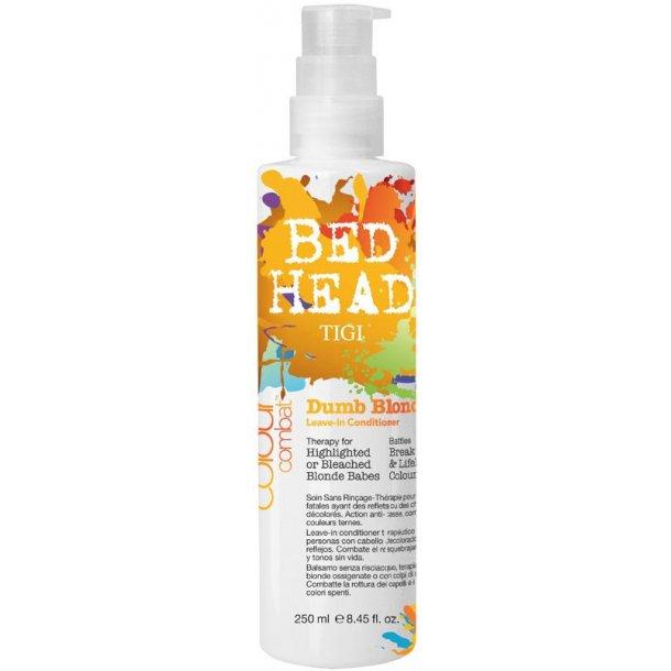 Tigi Colour Combat Dumb Blonde Leave-in Conditione 250 ml