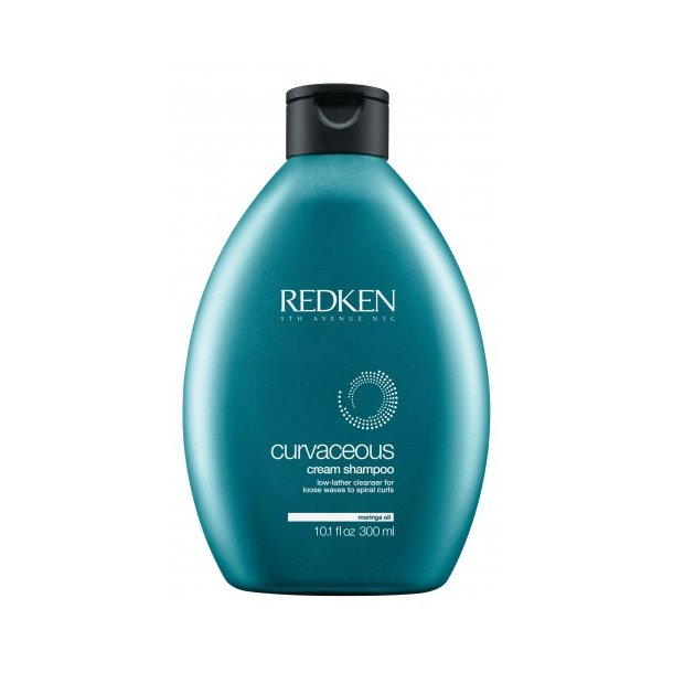 Redken Curvaceous Cream Shampoo (udg) 300 ml.