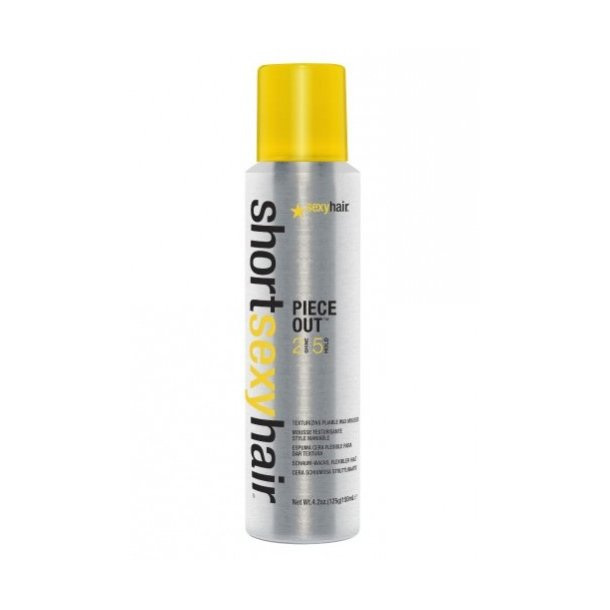 Short Sexy Hair Piece Out Wax Mousse 150ml (U)