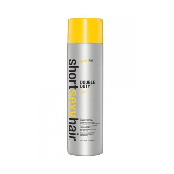 Short Sexy Hair Double Duty 2i1 300ml (U)