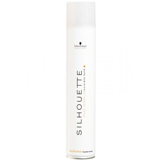 Silhouette Flexible Hold hairspray 750ml