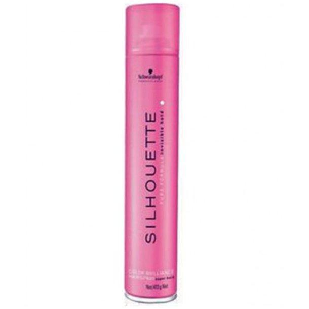 Silhouette Color Brilliance Hairspray 750ml