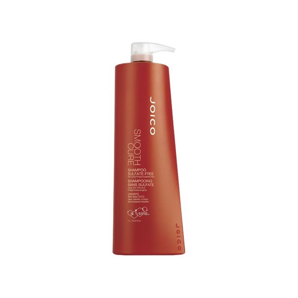 Joico Smooth Cure (uden sulfat) Shampoo 1000 ml.