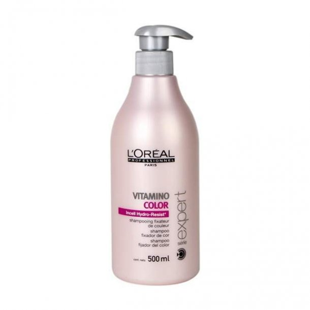 Serie Expert Vitamino Color Shampoo 500 ml.